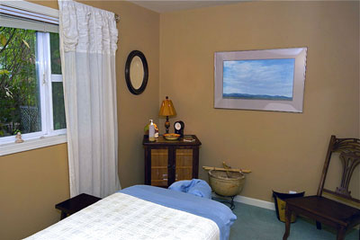 Sarah Ellis Treatment Room Picture
